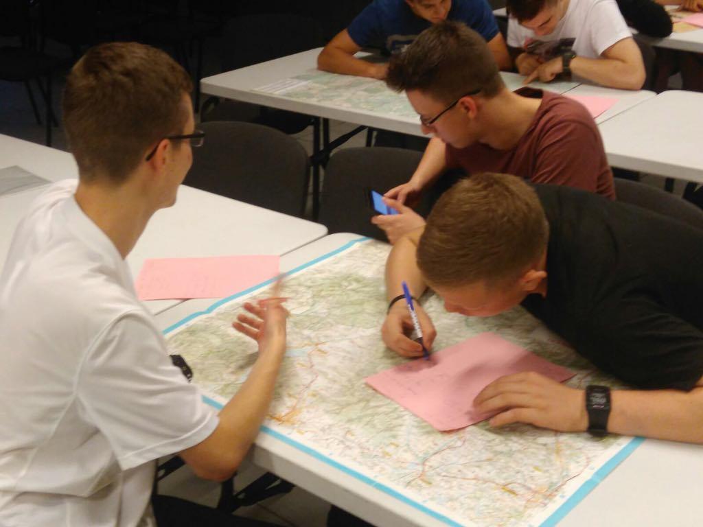 Planowanie trasy lotu